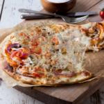 Cannabis pizza
