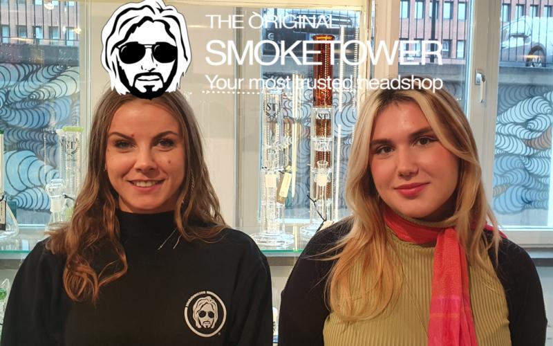 Smoketower – Där rullpapperet aldrig är slut