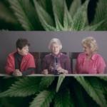 60% av cannabisrökare kan tänka sig bli höga med far och morföräldrar