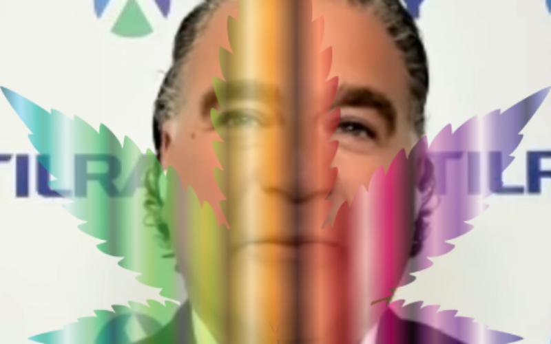 Cannabisföretaget Tilray har bonusregn över VD