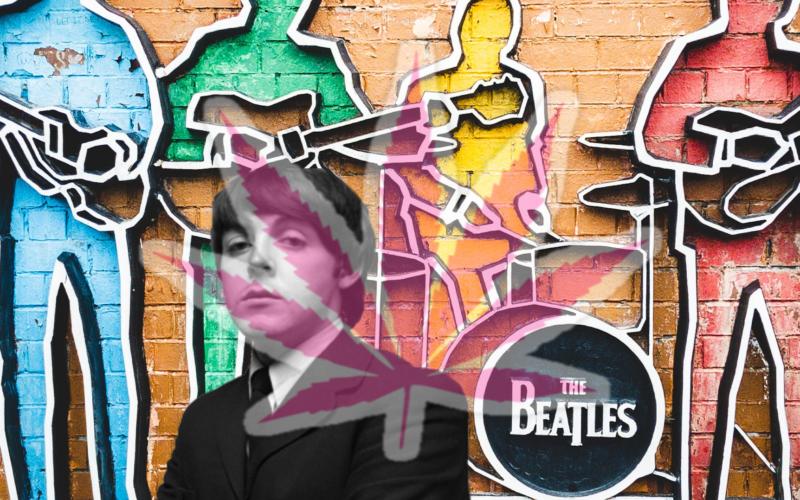 Sir Paul McCartney avslöjar att han gömmer hampskörd från unga tjuvar