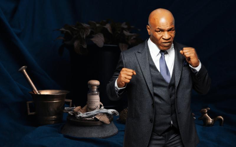 Mike Tyson om psykadelisk medicin