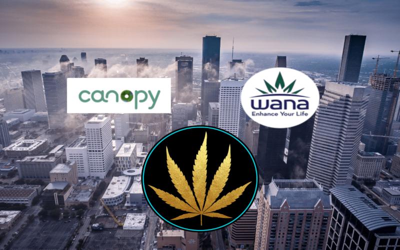 Kanadensiska Canopy betalar 297 miljoner dollar för amerikanska cannabisvarutillverkaren Wana